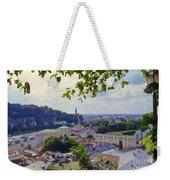Salzburg City View Four Weekender Tote Bag