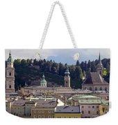 Salzburg City View Three Weekender Tote Bag