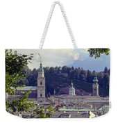 Salzburg City View Two Weekender Tote Bag