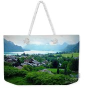 Salzburg Lake District Weekender Tote Bag