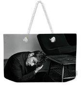 Sam Claflin Weekender Tote Bag