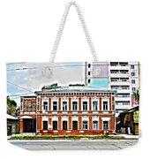 Samara Houses Weekender Tote Bag