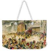Samaria Falling To The Assyrians Weekender Tote Bag