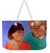 Samson And Delia Weekender Tote Bag