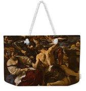 Samson Captured By The Philistines Weekender Tote Bag