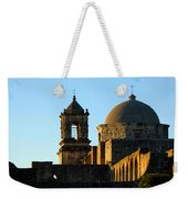San Antonio Mission Weekender Tote Bag