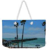 San Clemente Peir Weekender Tote Bag