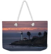 San Diego Lighthouse Weekender Tote Bag