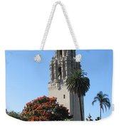 San Diego Weekender Tote Bag