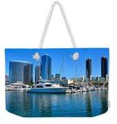 San Diego South Park Marina Weekender Tote Bag