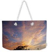 San Diego Sunsrise 1 7/12/15 Weekender Tote Bag