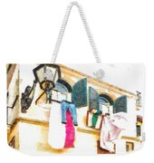 San Felice Circeo Put Clothes Weekender Tote Bag