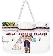 San Felice Circeo School Weekender Tote Bag