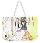 San Felice Circeo Street Weekender Tote Bag