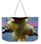 San Fran Hydrant Weekender Tote Bag