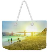San Francisco Baker Beach Weekender Tote Bag