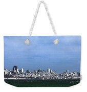 San Francisco Bay Weekender Tote Bag
