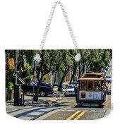 San Francisco, Cable Cars -1 Weekender Tote Bag