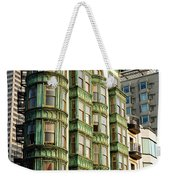 San Francisco Color Weekender Tote Bag