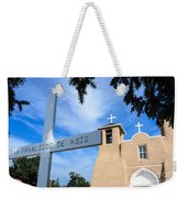 San Francisco De Asis Church Weekender Tote Bag
