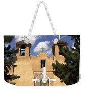 San Francisco De Asis Weekender Tote Bag
