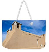 San Francisco De Assisi Church Weekender Tote Bag