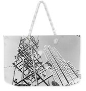 San Francisco Embacadero 2 Weekender Tote Bag