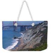 San Francisco - Golden Gate Bridge Weekender Tote Bag
