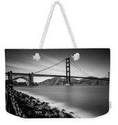 San Francisco Golden Gate Weekender Tote Bag