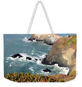 Marin Headlands Bunker Weekender Tote Bag