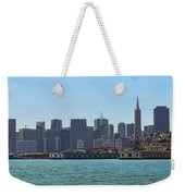San Francisco Skyline -1 Weekender Tote Bag