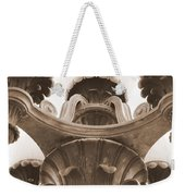 San Francisco Street Lamp Weekender Tote Bag