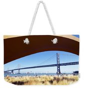 San Francisco Sunday Strollers  Weekender Tote Bag
