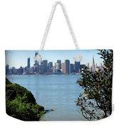 San Franciso Weekender Tote Bag