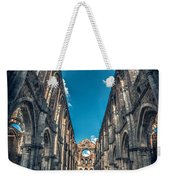 San Galgano Church Ruins In Siena - Tuscany - Italy Weekender Tote Bag
