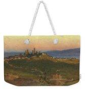 San Gimignano, 1898 Weekender Tote Bag