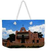 San Ildefonso Pueblo Weekender Tote Bag
