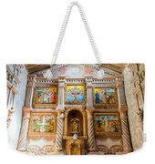 San Javier Church Altar Weekender Tote Bag