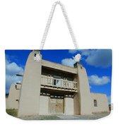 San Jose De Gracia Number 1 Weekender Tote Bag
