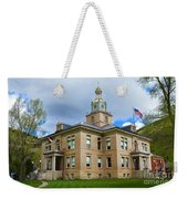 San Juan County Courthouse Weekender Tote Bag
