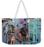 San Juan Evening Glow Weekender Tote Bag