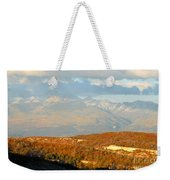 San Juan Mountains Weekender Tote Bag