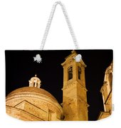 San Lorenzo Chruch Florence Italy Weekender Tote Bag