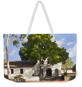 San Luis Mission Weekender Tote Bag