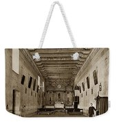 San Miguel Mission California Circa 1915 Weekender Tote Bag