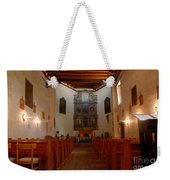 San Miguel Mission Church Weekender Tote Bag