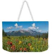San Miguel Mountains Weekender Tote Bag