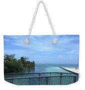 San Pedro Belize Weekender Tote Bag