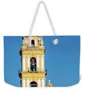San Pedro Church Tower Weekender Tote Bag