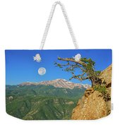 Sanctity Of Nature, The Impetus Behind My Photography Weekender Tote Bag